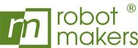 Das Logo ist eine eingetragenen Wort-Bild-Marke der Robot Makers GmbH