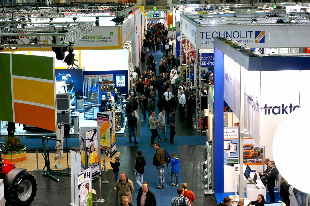 About 450 000 visitors and more than 2900 exhibitors attended the biggest agronomic trade fair in the world – the Agritechnica in Hanover