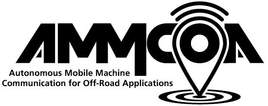 Das offizielle Logo des Forschungsprojektes AMMCOA