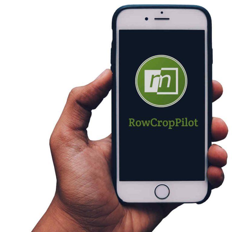 Unser RowCropPilot kann per benutzerfreundlicher WebApp bedient werden.